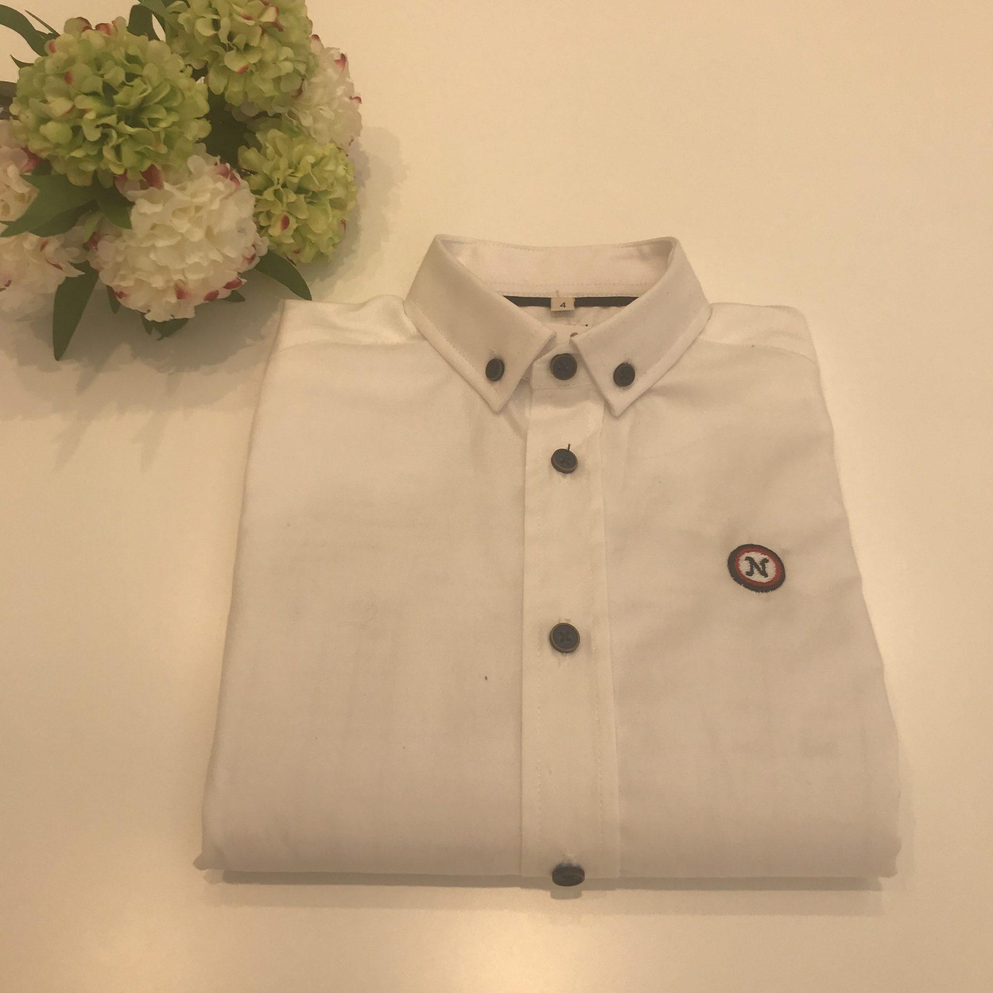 Camisa blanca Nachete